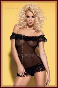 Amoresa chemise OBS14-015