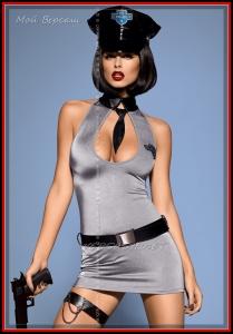 Эротический костюм полицейского | OBS14-200