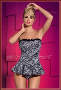 Корсет Obsessive OBS16-017 Argenta corset