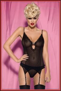 Корсет Obsessive OBS16-061 Citygirl corset