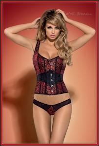 Корсет Obsessive OBS16-068 Corala corset