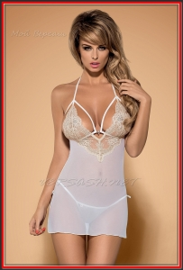 Сорочка Obsessive OBS16-027 Bisquitta chemise