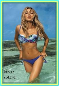 Раздельный купальник Etna N2-32W ET17-52